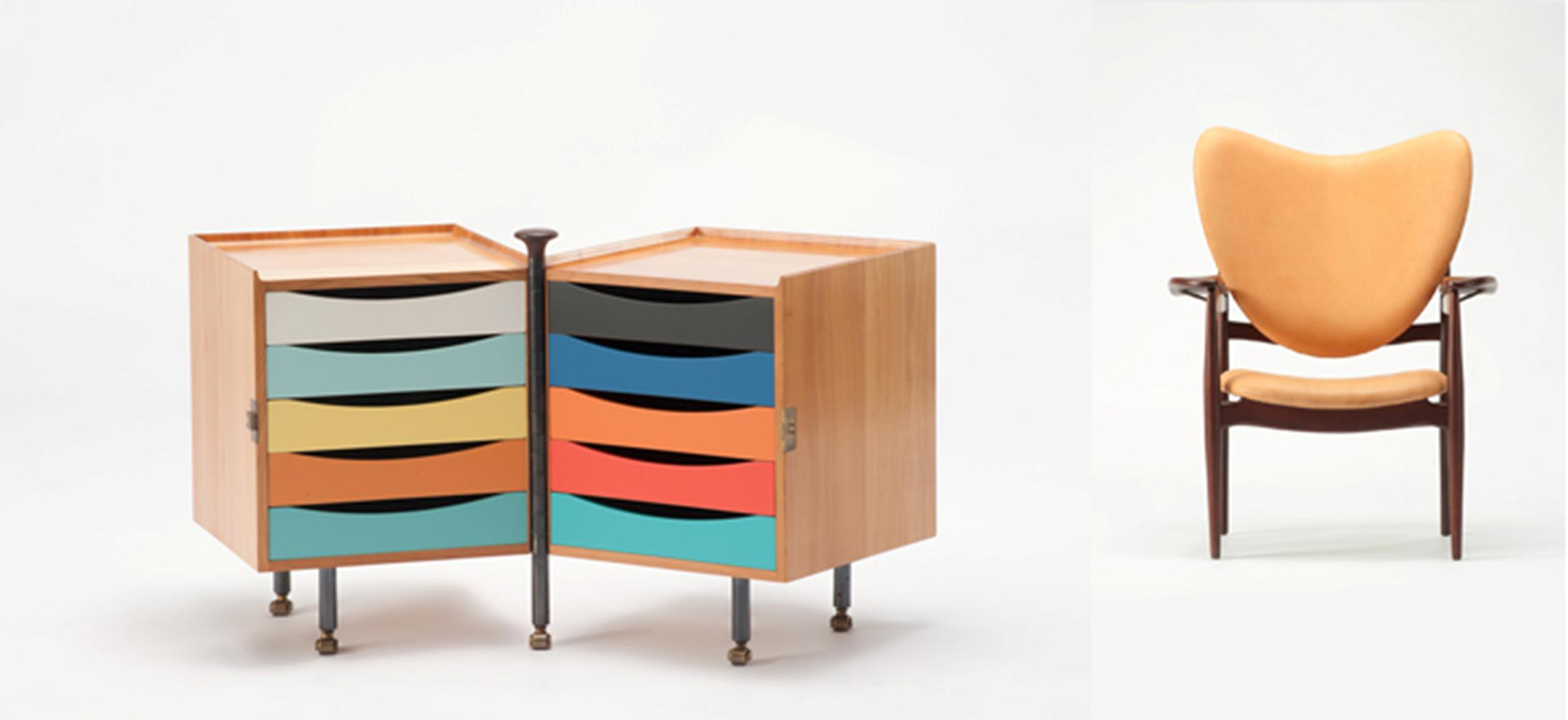 finn juhl chest of drawers 1965 chair. Black Bedroom Furniture Sets. Home Design Ideas