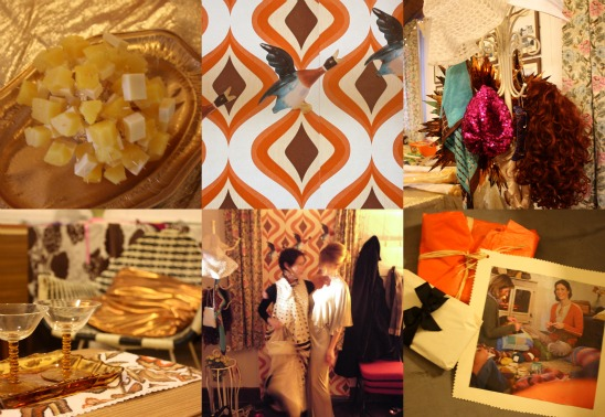 70s Mood Board My Thrifty Life By Cassiefairy