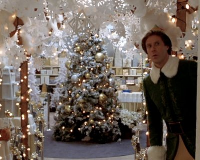 Elf Christmas Winter Wonderland Xmas Decorations My Thrifty Life