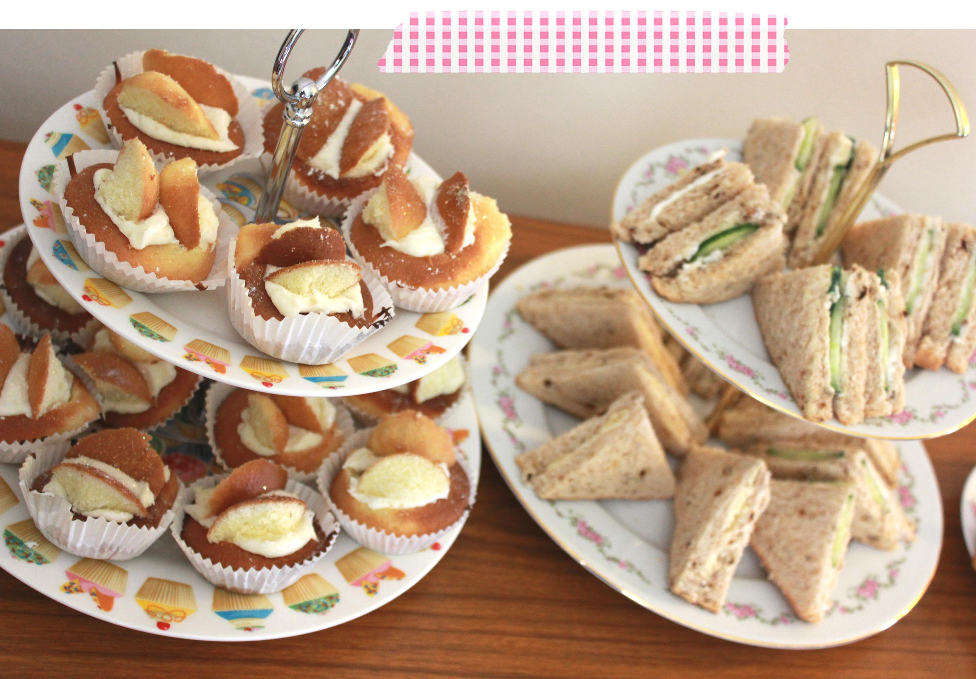 Anyone For Afternoon Tea Ideas A Thrifty Party