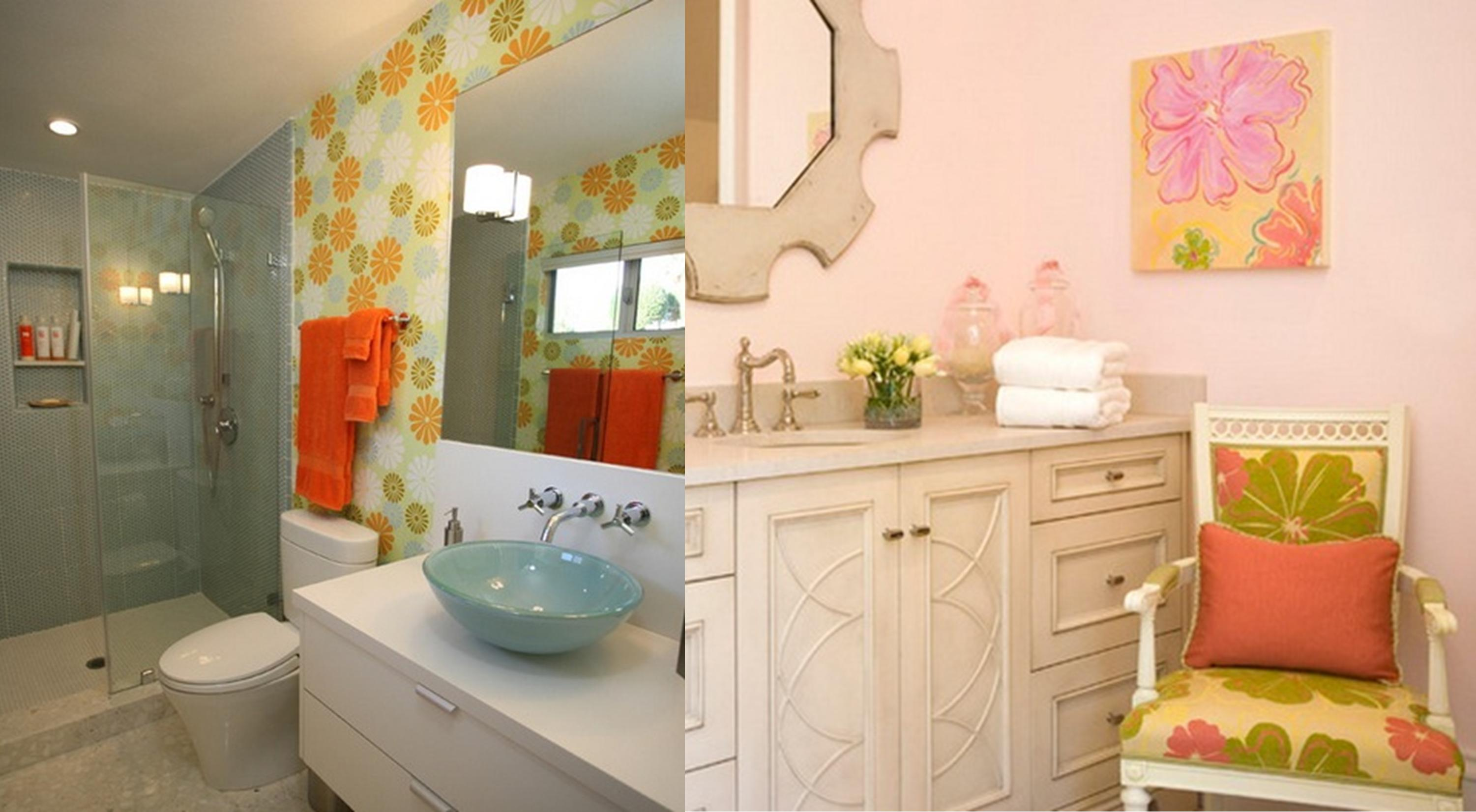 Get that retro look in your bathroom… without taking a step back in time