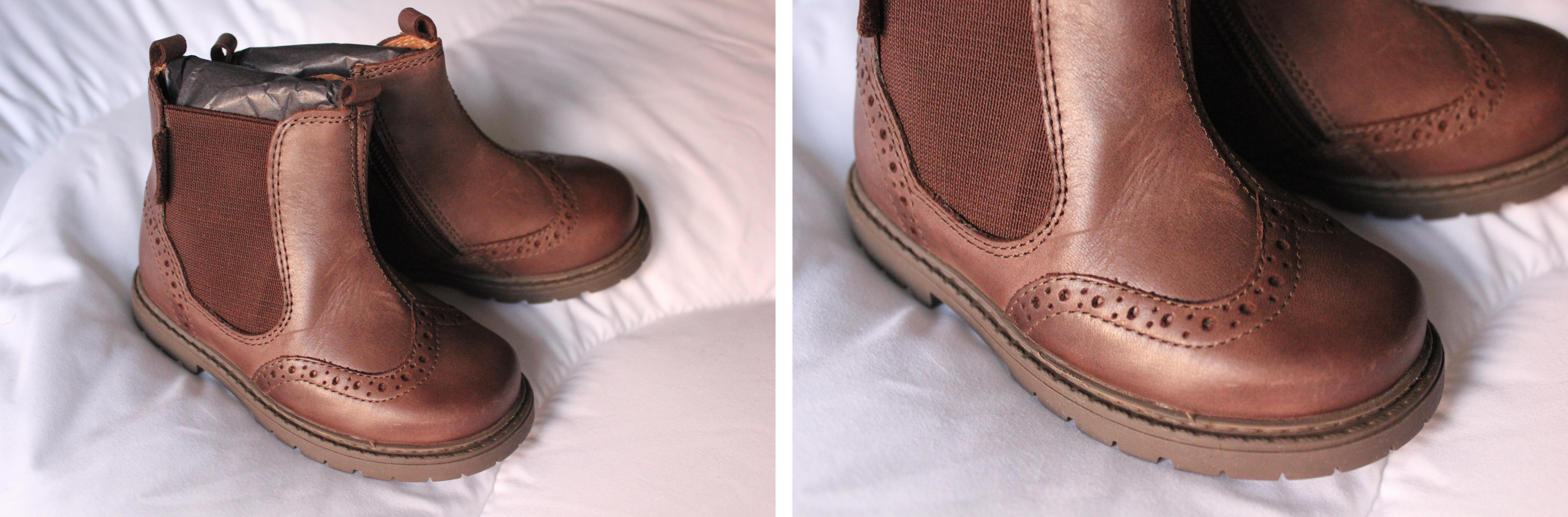 Tuesday Shoesday ~ little boots for the little 'uns |