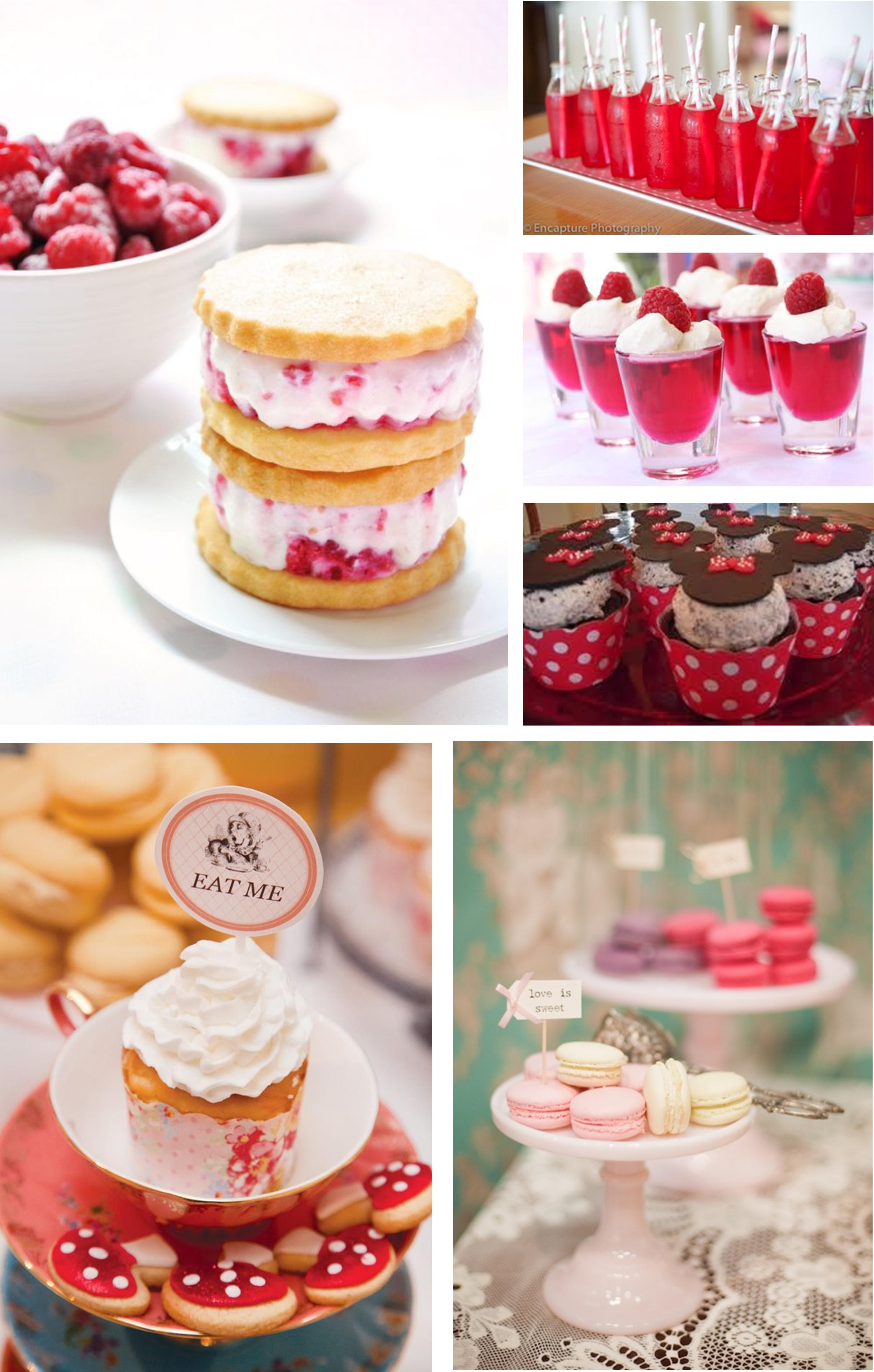 My Little Vintage Caravan Pink Party Food Ideas My