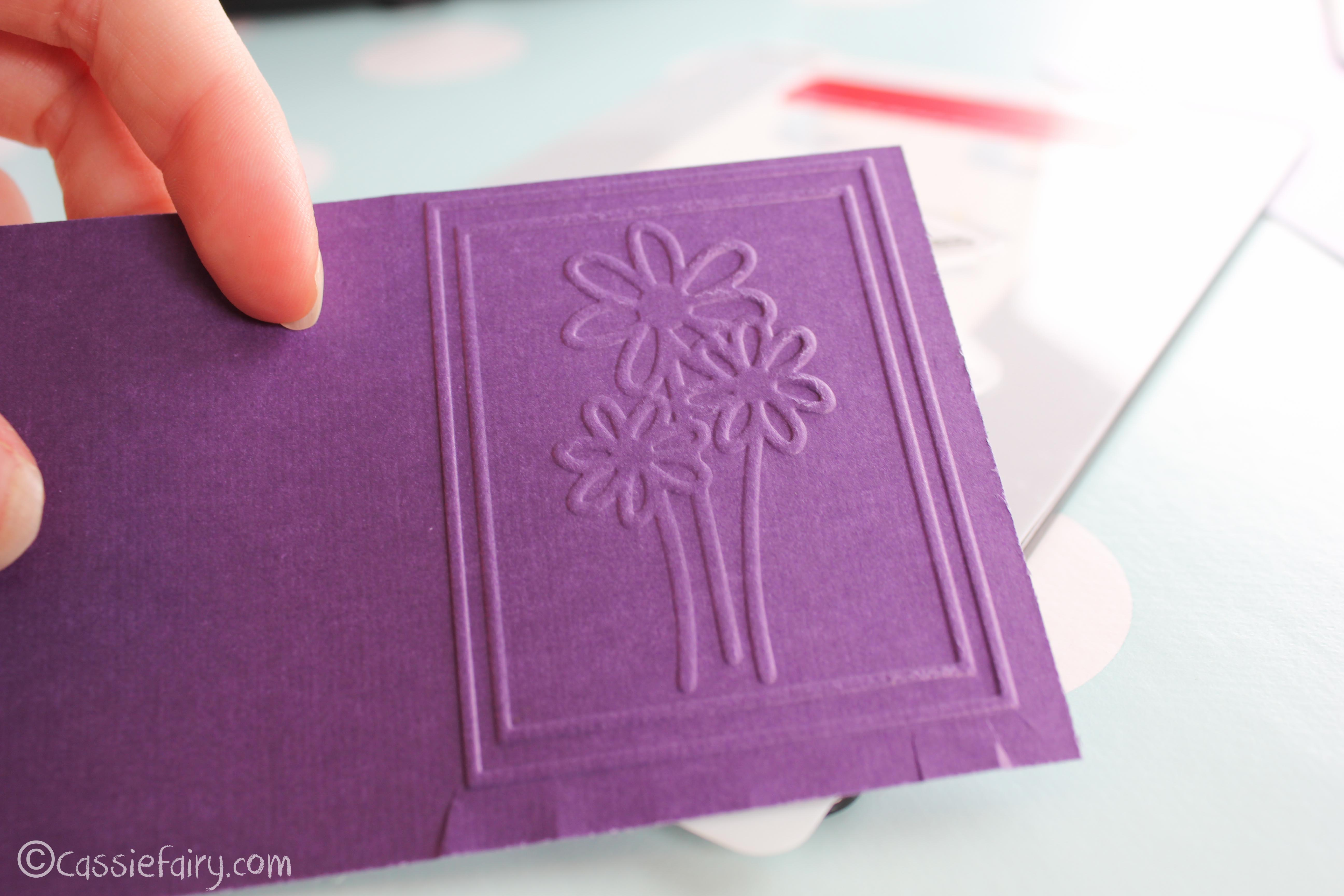 Amazing Sizzix Card Making Ideas Part - 3: Cassiefairy
