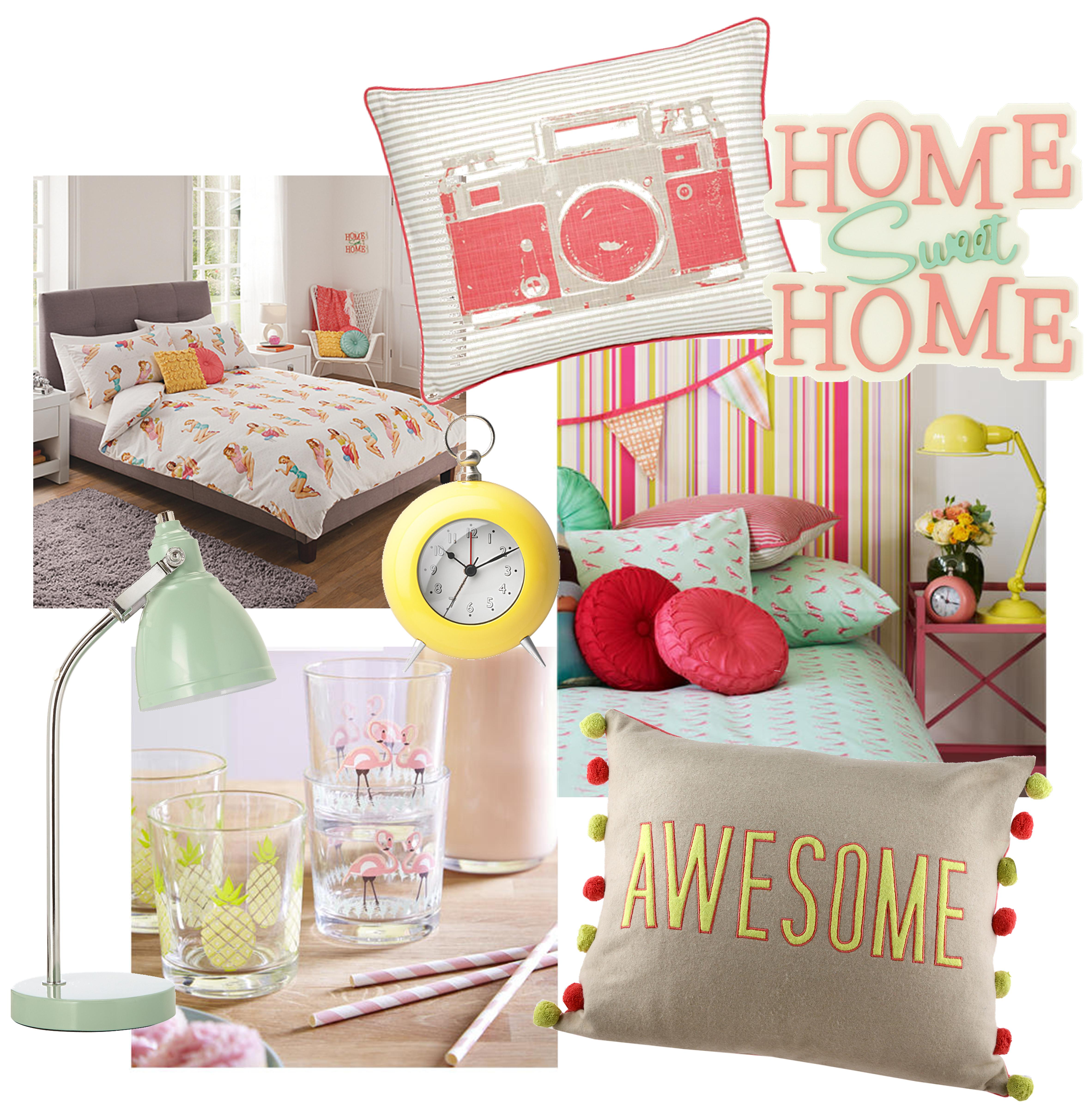 Thrifty ways to make your house a home with only a few for Bedding trends 2016
