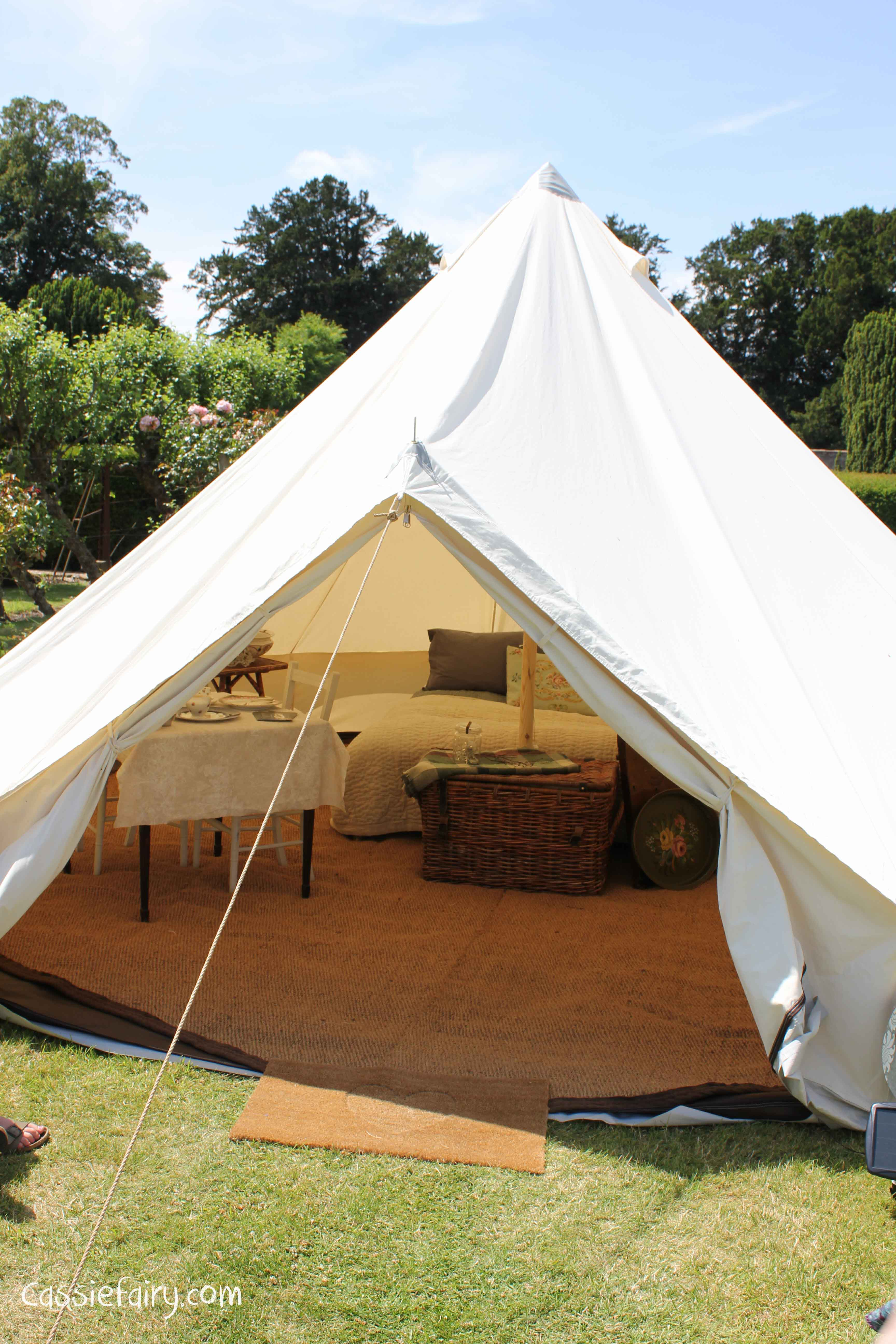 & Glamping festival ideas u2013 bell tents-2 |