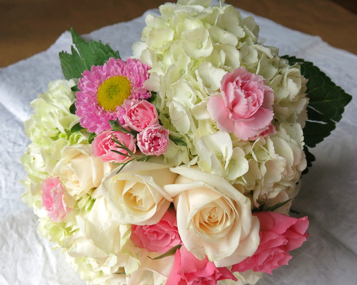 Make Your Own Personalised Wedding Bouquet