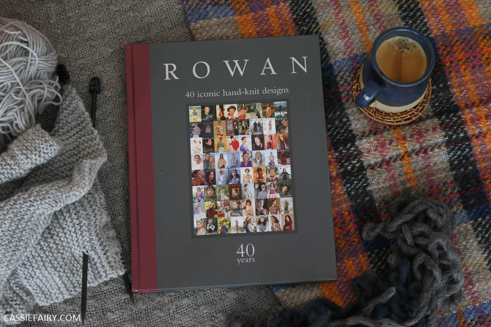 How To Knit A Brocade Jumper Review Of Rowan 40 Years 40 Iconic