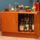 How to style a retro cocktail cabinet for your New Year's Eve party