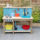 How to DIY a sensory play 'outdoor kitchen' from pallet wood