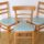 Step-by-step video to restore & reupholster vintage kitchen chairs