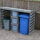 How to DIY a bin store using leftover timber or pallet wood