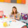 House tour of pattern designer Rachael Taylor's vibrant home